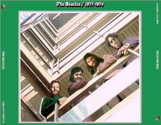 The-Beatles----Green-Album-1971-1974-Front-Cover-22212