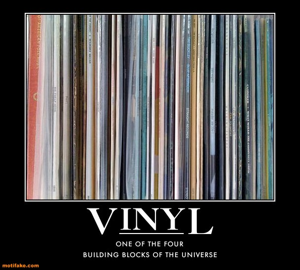 Vinyl Records Records Demotivational Posters 1293655509