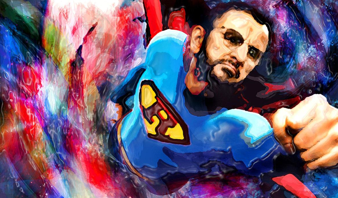 ringo_starr_super_hero_colors_by_aramisfraino-d606zxd