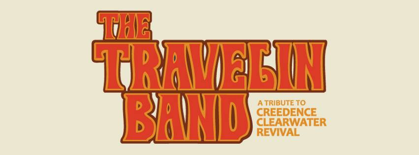 THE TRAVELIN' BAND THE CREEDENCE CLEARWATER REVIVAL TRIBUTE 11/02